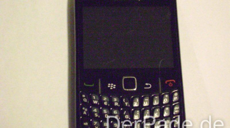 Testbericht: BlackBerry Curve 8520 Der Pade