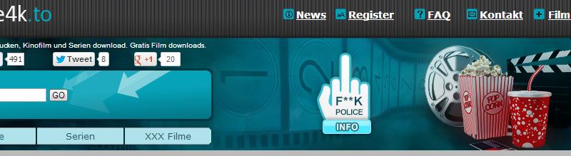 Movie4k geht online als neues Movie2k Der Pade