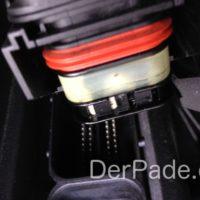 M271 Öl am Motorsteuergerätestecker
