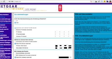 Wie man eine neue IP-Adresse bei Kabelanbietern wie Unitymedia bekommt Der Pade
