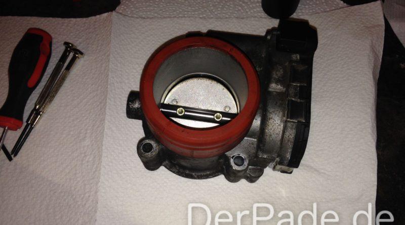 Anleitung: W203 Drosselklappe ausbauen und reinigen (M271) Der Pade image 18