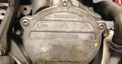 Anleitung: W203 Vakuumpumpe/Unterdruckpumpe wechseln (M271) Der Pade image 1