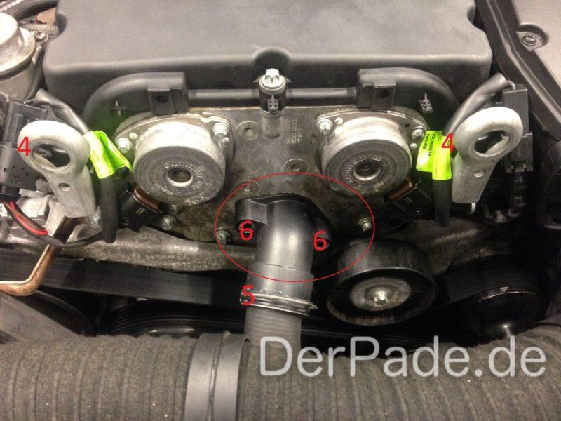 Kraftstofffilter Mercedes Cdi C  Bj