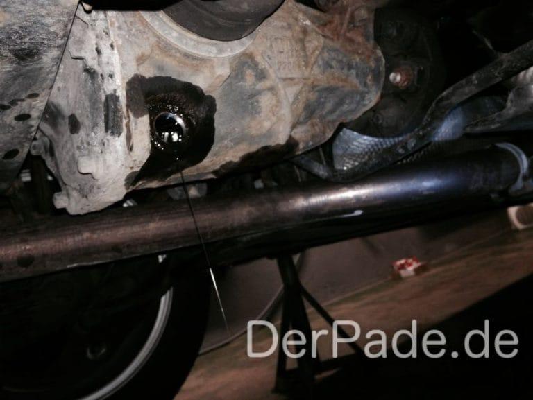 Anleitung: W203 Öl vom Differential wechseln Der Pade image 2