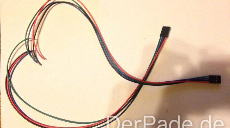 Tutorial 3D Drucker Teil 2: Motoren verkabeln Der Pade image 1