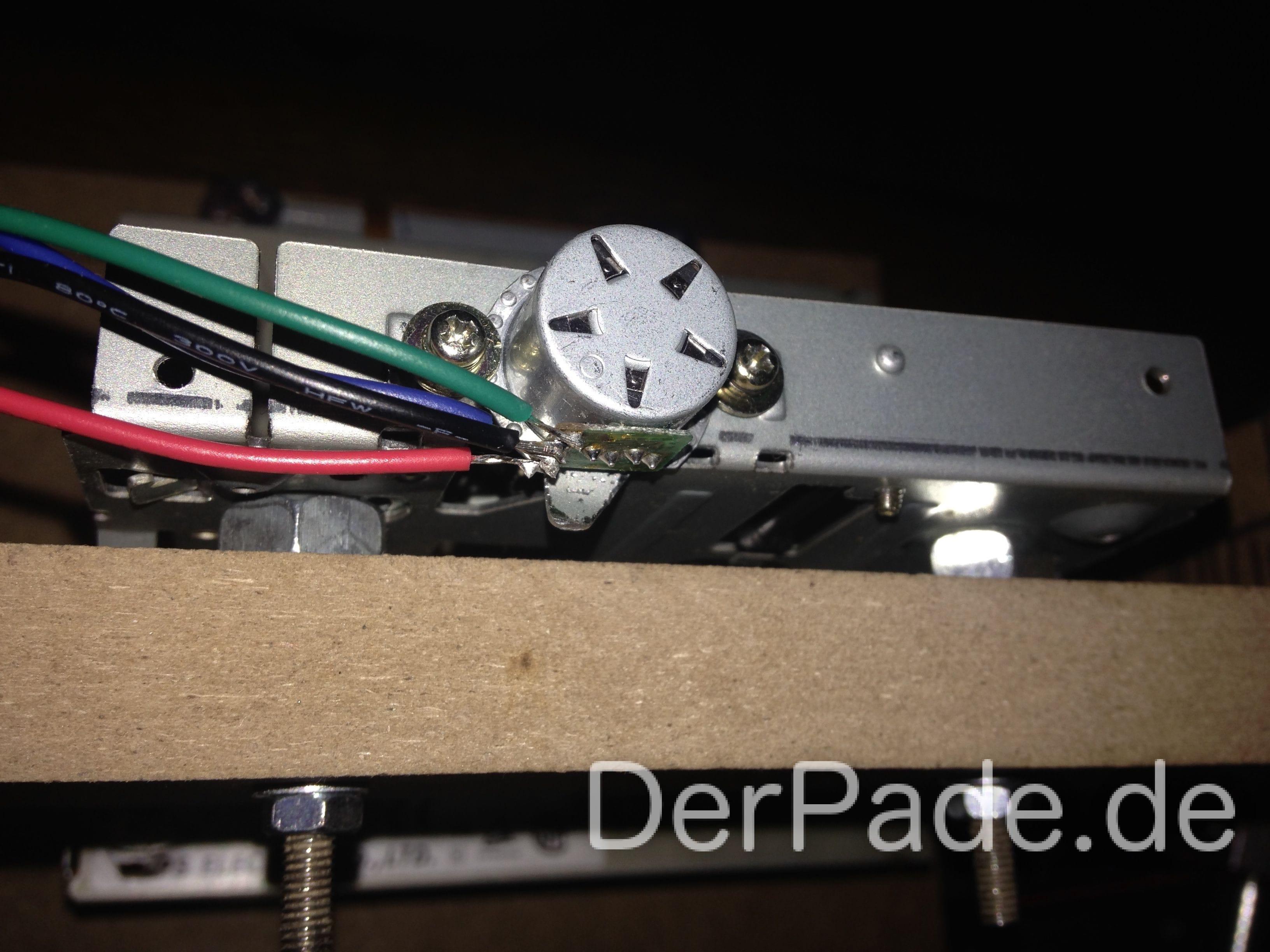 Tutorial 3D Drucker Teil 2: Motoren verkabeln