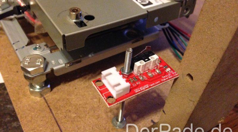 Tutorial 3D Drucker Teil 3: Mechanische Endstops platzieren Der Pade image 2