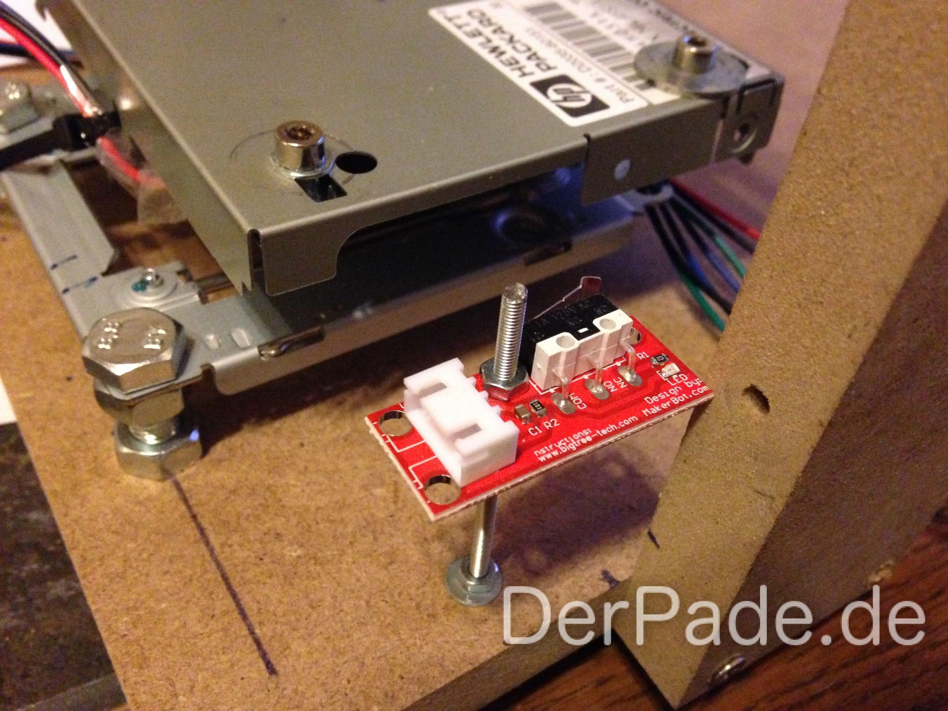 Tutorial 3D Drucker Teil 3: Mechanische Endstops platzieren