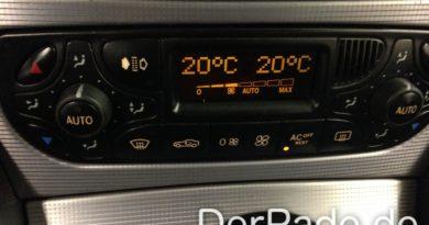 Anleitung: W203 Klimabedienteil von analog auf digital umbauen Der Pade image 4