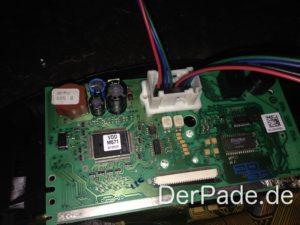 Pin 1 Masse Pin 4 Dauerplus Pin 6 Zündungsplus
