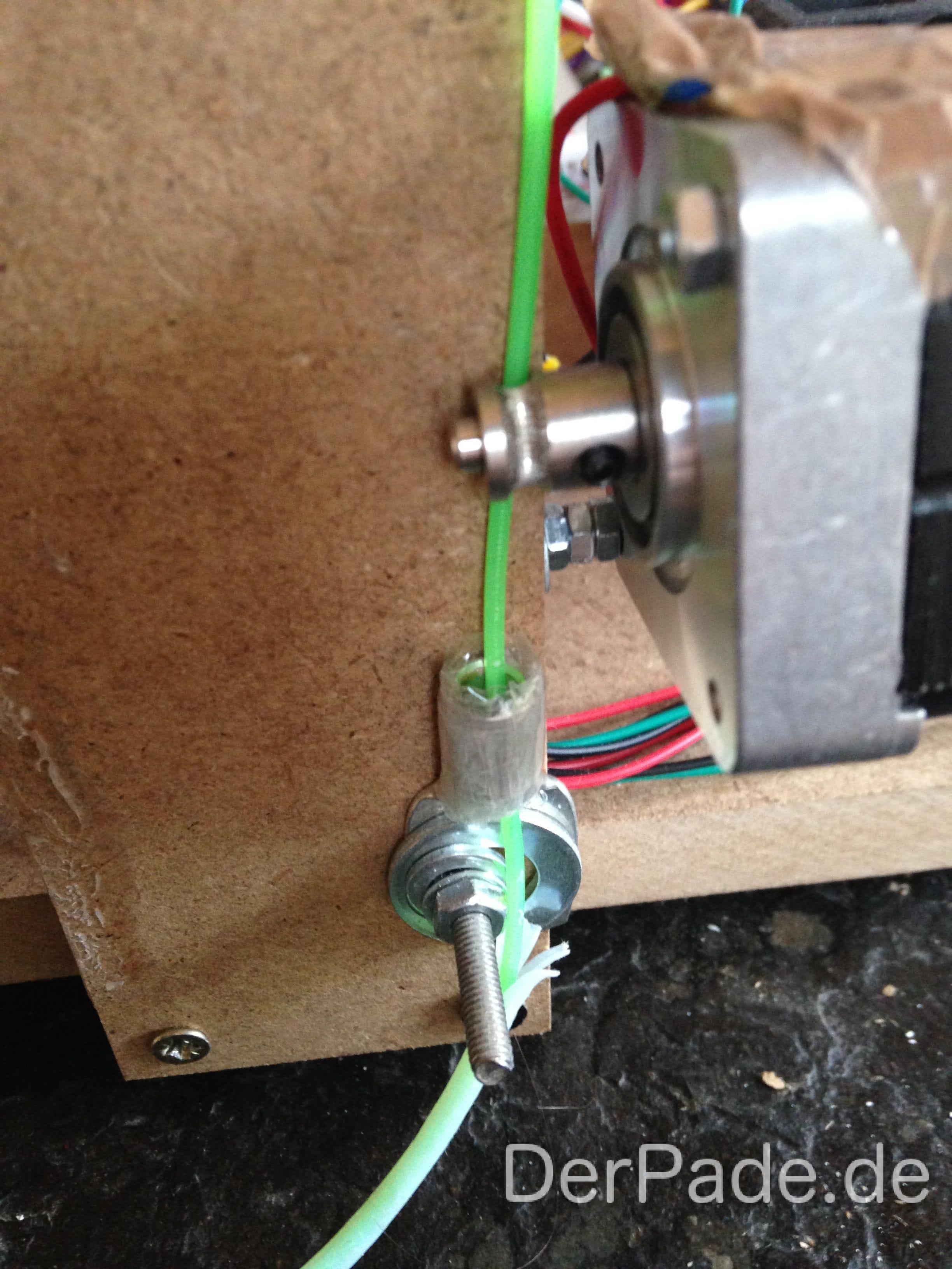 Tutorial 3D Drucker Teil 4: Extruder bauen Der Pade image 1
