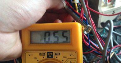 3D Drucker A4988 Motortreiber Stromstärke einstellen Der Pade