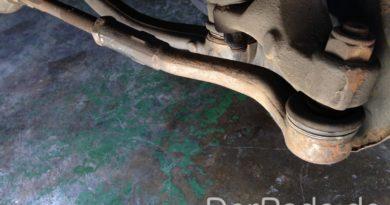 Anleitung: W203 Spurstangenköpfe wechseln Der Pade image 1