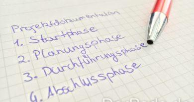 Leitfaden Projektdokumentation Fachinformatiker für Anwendungsentwicklung/Systemintegration Der Pade image 1