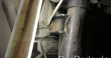 Anleitung: W203 Koppelstange wechseln Der Pade