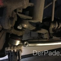Anleitung: W203 Querlenker Vorderachse wechseln Der Pade image 6