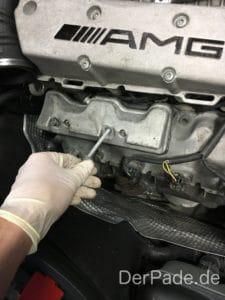Anleitung: M112 Ventildeckeldichtung wechseln und Ölabscheider abdichten Der Pade image 16