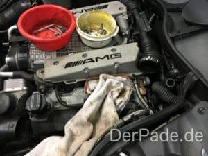 Anleitung: M112 Ventildeckeldichtung wechseln und Ölabscheider abdichten Der Pade image 5