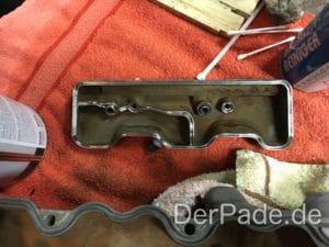 Anleitung: M112 Ventildeckeldichtung wechseln und Ölabscheider abdichten Der Pade image 7