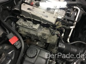 Anleitung: M112 Ventildeckeldichtung wechseln und Ölabscheider abdichten Der Pade image 12