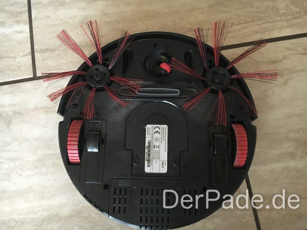 Testbericht und Erfahrungen: Dirt Devil Spider M607 Der Pade image 5