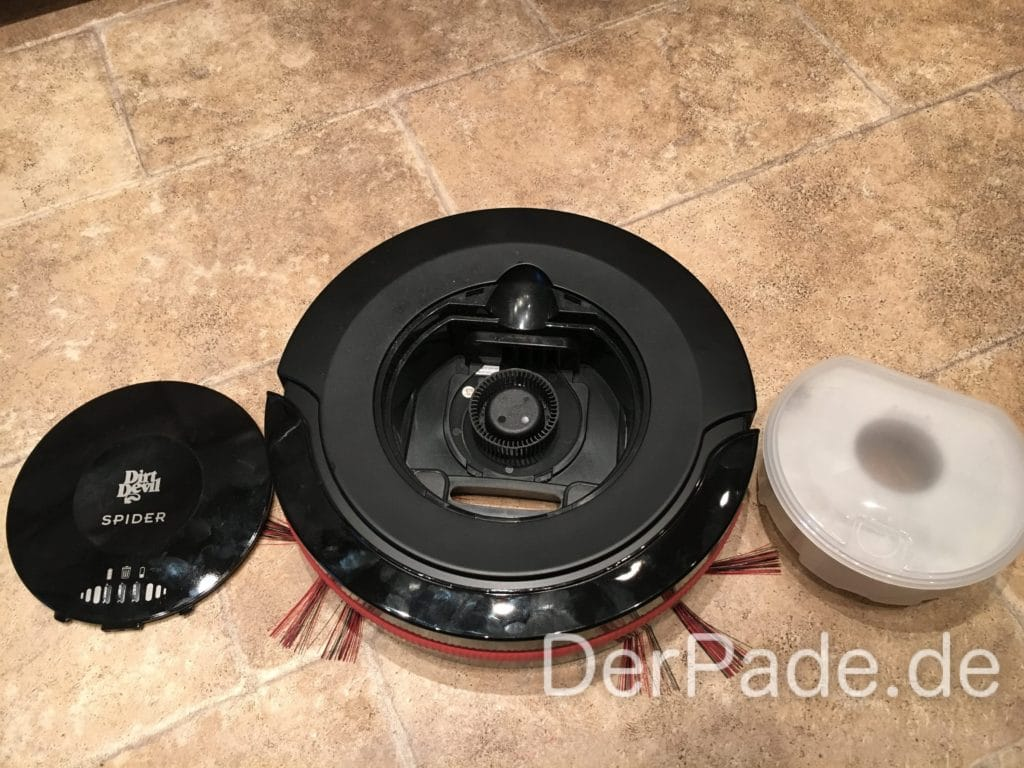 Testbericht und Erfahrungen: Dirt Devil Spider M607 Der Pade image 9