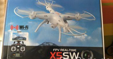 Syma X5SW Testbericht und Erfahrung Der Pade image 4