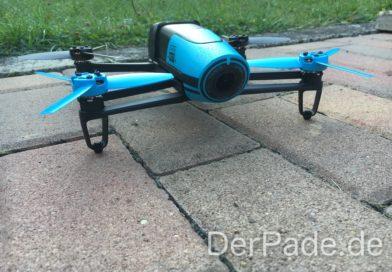 Parrot Bebop 1 Testbericht und Erfahrung einer weiteren Drohne