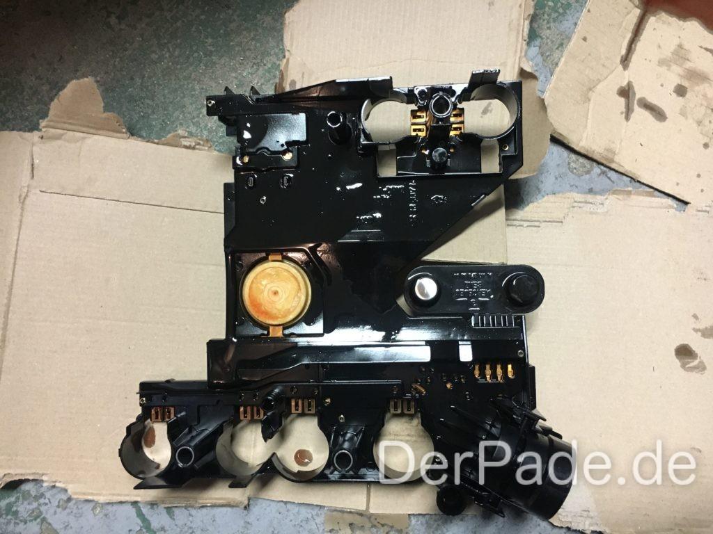 W203-Automatikgetriebe-Elektronische-Steuerplatine