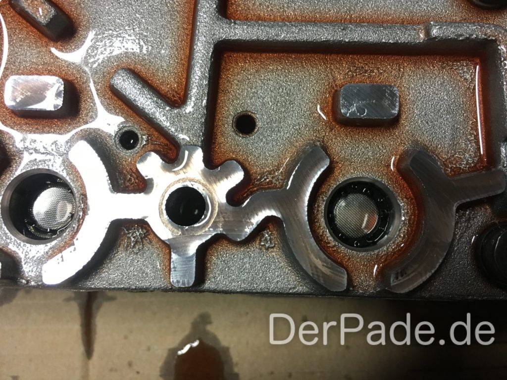 W203-Automatikgetriebe-Sieb-im-Magnetventil
