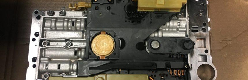 W203-Automatikgetriebe-Steuereinheit-gesamt-gereinigt