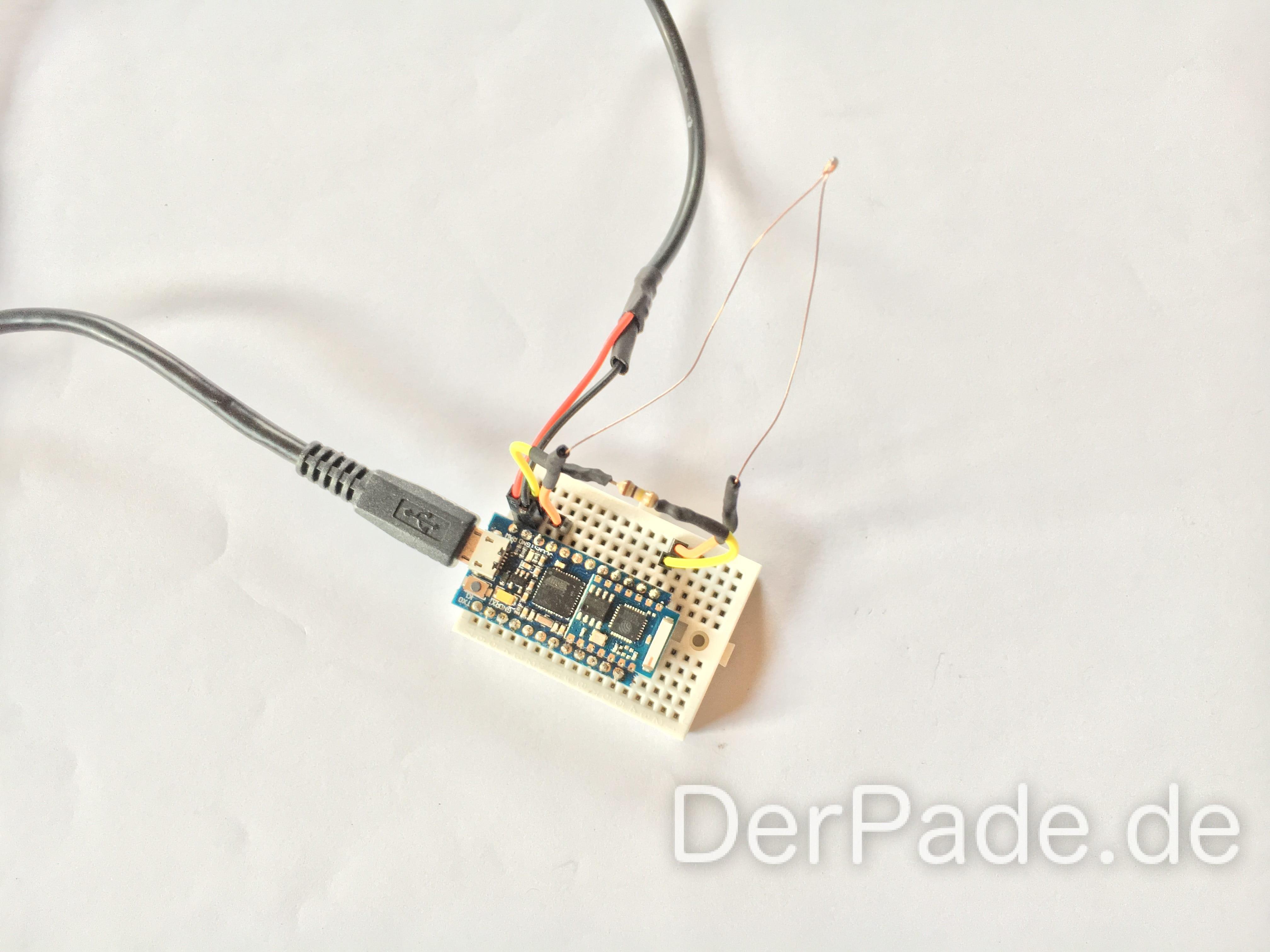Tutorial: Arduino Cactus NTC 100K Temperatur Sensor