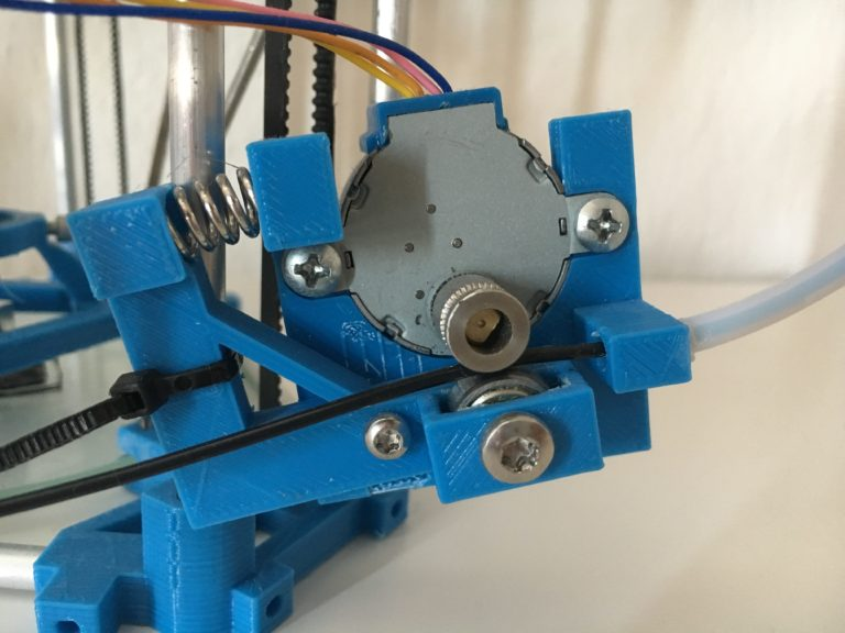 Backpack Mini 3D Delta Drucker - Extruder