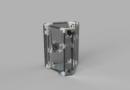 """Der """"Backpack"""" mini Delta 3D Drucker – Erste Schritte mit den 28BYJ-48 Schrittmotoren"""