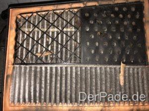 OM642 Luftfilter voll
