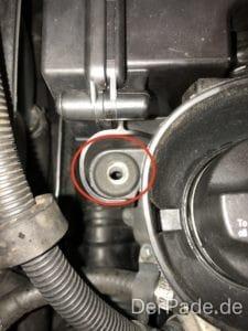 OM642 Luftfilterkasten Schraube 2