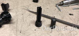 W204 Comand Drehknopf gebrochen